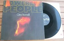 GINO VANNELLI Powerful People (1974) LP VINYL Germany A&M Records 393 120-1