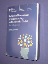 Teaching Co Great Courses  CDs         BEHAVIORAL ECONOMICS         new & sealed