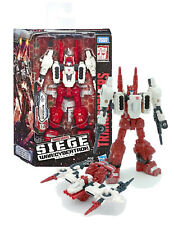 "Transformers Generations War for Cybertron Autobot Sixgun WFC-S22 5"" Figure NIP"