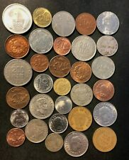 Old Colombia Coin Lot - 1921-Present - 31 Great Coins - Lot #A5