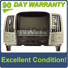 Lexus RX400H Navigation GPS Back-Up Camera Display Screen Monitor OEM Factory