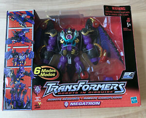 Transformers RID 2001 MEGATRON in box Robots in Disguise hasbro