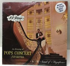 101 Strings Pops Concert Favorites The Sound Of Magnificence S-5021 Lp Record
