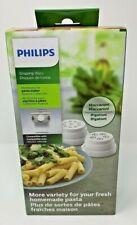 New! Philips Shaping Disc For Pasta Maker HR2491/00 Macaroni Rigatoni Free Ship!