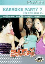 Sunfly Karaoke DVD Karaoke Party Vol.7 (DVD) - DIRECT FROM SUNFLY