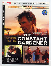 The Constant Gardener / Two Lovers / Sex & Death 101 / Night In Rodanthe  4 DVDs