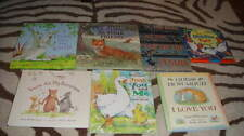 LOT 7 SAM MCBRATNEY BOOKS JUST YOU AND ME YOU'RE ALL MY FAVORITES