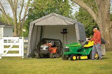 ShelterLogic 12x12 Storage Shed Portable Garage Steel Canopy 70443
