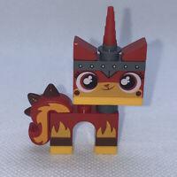 LEGO Movie Unikitty Calm-Down Kitty minifigure build tlm190 from 70837 Genuine