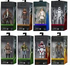 tar Wars Black Series Wave 2 Set of 8 Figures Cad Bane Armorer PRE-ORDER
