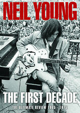 NEIL YOUNG New Sealed 2020 THE EARLY CAREER 1965 - 75 DVD
