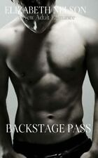 Backstage Pass: By Nelson, Elizabeth