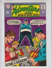Adventure 375 VF+ (8.5) 12/68 Superboy and Legion Story! No Reserve!