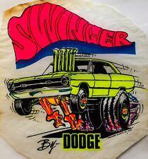 VTG 70s Dodge Dart Swinger 426 Hemi V8 Plymouth Duster Demon NOS T-shirt iron-on