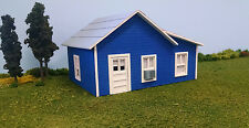 O Scale Laser Cut Custom Coal Company House Building Kit
