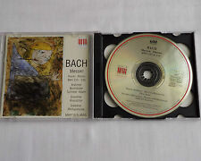 Martin FLAMIG / BACH Masses BWV 233-236 GERMANY 2CD BERLIN Classics (1995)