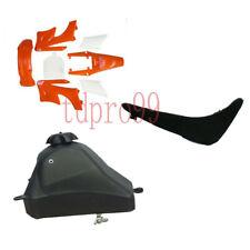 APOLLO ORION Plastics Fairing Kit +Seat + Fuel Tank 125 250cc PIT PRO Dirt Bike