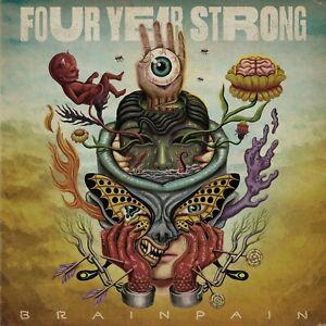 FOUR YEAR STRONG - BRAINPAIN (2020) PURE NOISE RECORDS POP PUNK HARDCORE ALBUM