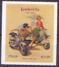 Italia 2017 Lambretta mnh