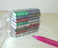 "Miniature ""Victorian Era Assortment"", 16 Volumes (Set #3): DOLLHOUSE 1:12"