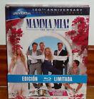 MAMMA MIA THE MOVIE DIGIBOOK BLU-RAY+LIBRO NUEVO PRECINTADO CLASICO (SIN ABRIR)