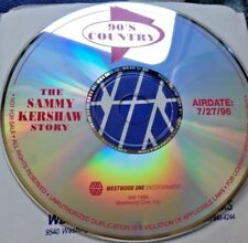RADIO SHOW: 90'S COUNTRY 1/18/97 SAMMY KERSHAW STORY w/ MULTIPLE INTERVIEWS