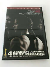 Million Dollar Baby 2 Disk Used Dvd