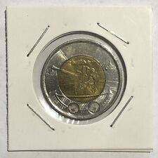 2016 Remember - Remembrance Day Canada $2 Dollars Toonie - Circulated