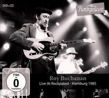 ROY BUCHANAN - LIVE AT ROCKPALAST [DIGIPAK] NEW CD