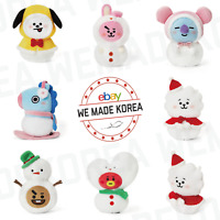 BT21 2020 Winter Edition Standing Doll 7types Official K-POP Authentic Goods