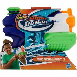 NERF SUPER SOAKER MICROBURST 2 BLASTER FOR KIDS - FAST & FREE DELIVERY