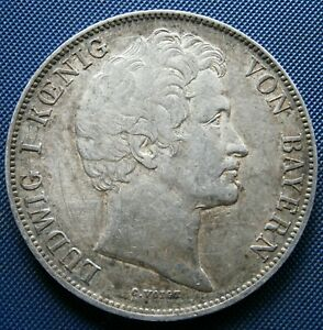 Bayern 1 Gulden 1839 Ludwig I. 1825-1848