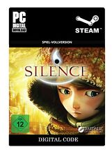 Silence - STEAM KEY - Code - Download - Digital - PC, Mac & Linux