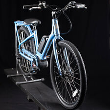 "2020 IZIP Vibe 2.0 Step Thru Electric Bike 26"" Size SMALL, Cornflower Blue"