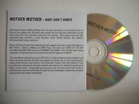 MOTHER MOTHER : BABY DON'T DANCE [ CD SINGLE ] ~ PORT GRATUIT !