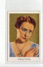 (Jd3501) SALEM,FILM STARS,HENNY PORTEN,1930,#24