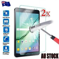 2x Tempered Glass Screen Protector Film for Samsung Galaxy Tab S2 8.0 inch