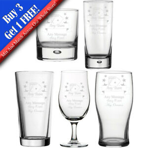 Personalised Engraved Poker Award Trophy, Various Glasses, Gift Boxed