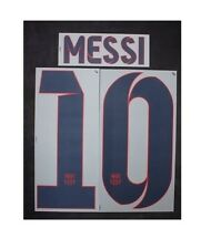 Original Barcelona FC Leo Messi Flock für NIKE Away Trikot NEU S.2012-2013 Barca