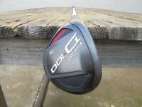 Wilson Staff D 100 3-19 Hybrid Utility Golf Club Left Hand Graphite Shaft Stock