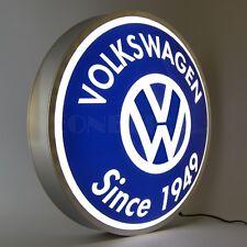 """Volkswagen VW 'Since 1949' Backlit Led Lighted Neon Light Sign 15""""x15"""""""