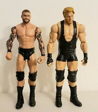 WWE Randy Orton(2011) and Jack Swagger (2011) Action Figure