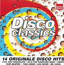 Disco Classics (70's) Hot Chocolate, Tom Jones, Anita Ward, La Bionda, Bl.. [CD]