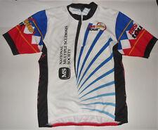 Vintage 2000s PRO APPAREL 2003 MS BIKE TOUR FIGHT M.S. Cycling JERSEY Men s  2XL 7f7792dba