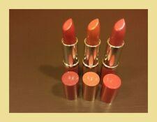 3 Clinique Pop Lip Colour + Primer Lipstick- Bare Pop, Love Pop, & Plum Pop