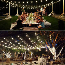 6.5M Solar Powered 30 LED String Light Garden Path Yard Decor Lamp Outdoor USA