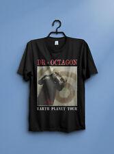 Vtg Dr Octagon heavy cotton t shirt gildan us reprint