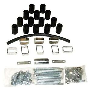 """For Ford Bronco II 89-90 3"""" x 3"""" Front & Rear Body Lift Kit"""