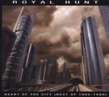 ROYAL HUNT - Heart Of The City Best Of 1992-1999 - Digipak-CD - 164970
