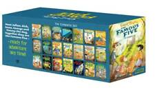 Famous Five Complete Box Set of 21 Titles (FAST SHIP) - 21 Exciting Adventures!